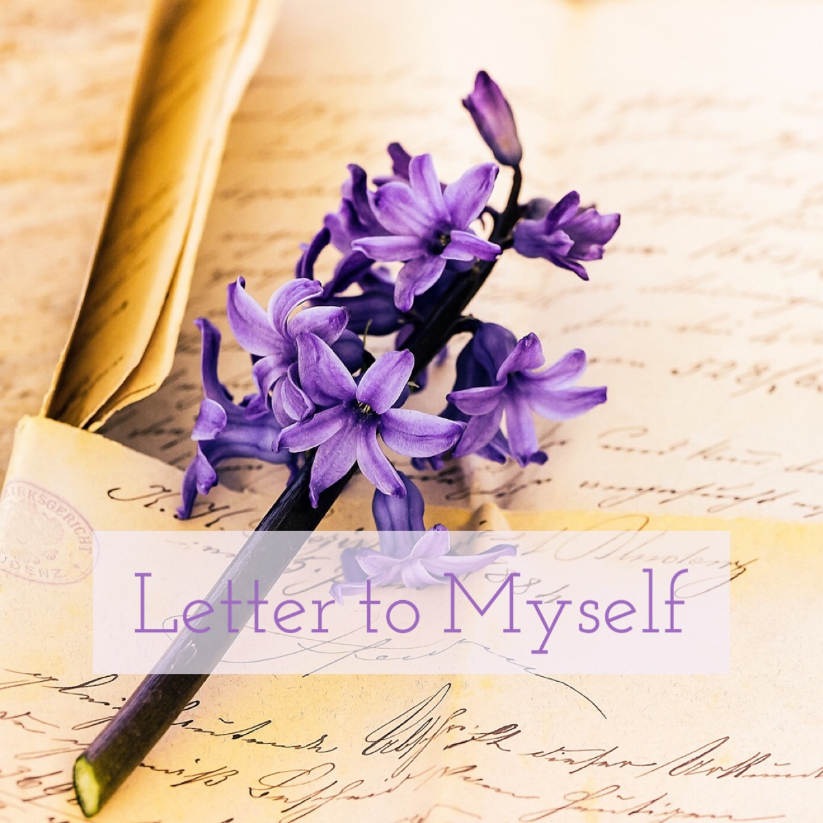 Grief letter to myself